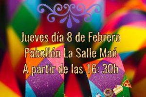 carnaval lasalle mao 2018
