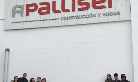 Els alumnes de 3r ESO C visiten A. Palliser