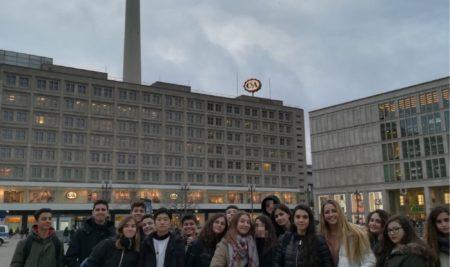 Els alumnes d'Alemany visiten Berlin