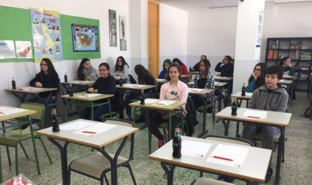 Alumnes de 2n ESO participen al 13è concurs de redacció en català de Coca-cola