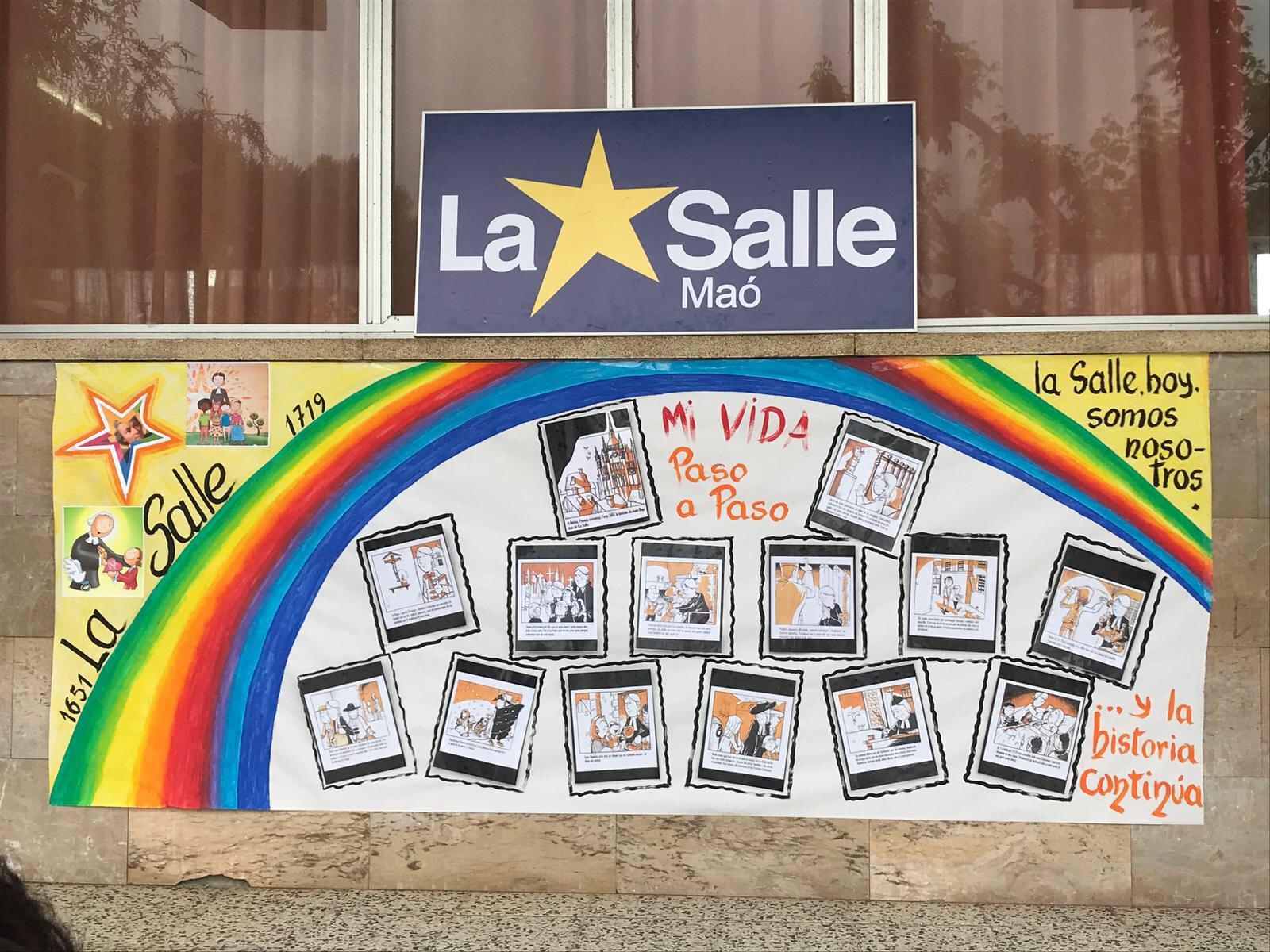 Celebració Dia de La Salle