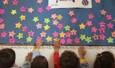 Celebració inici de curs a Infantil