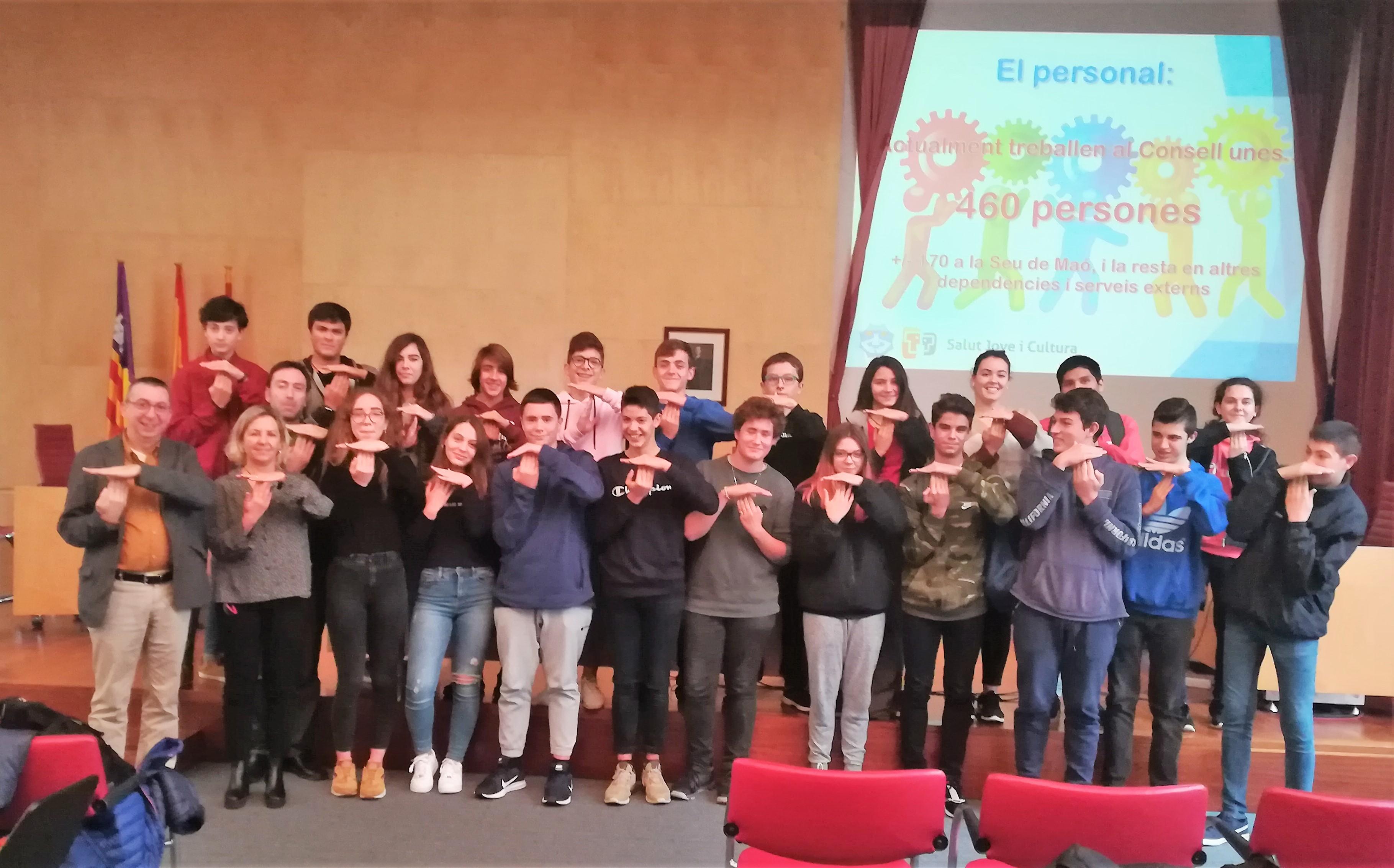 Los alumnos de 3º ESO visitan el CIMe