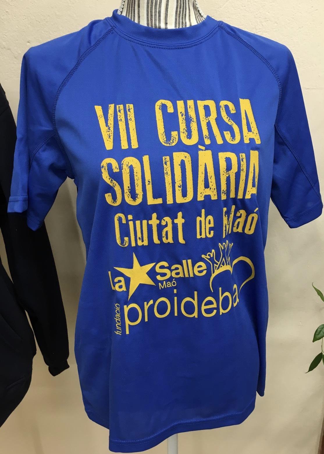 Participa en la VII cursa solidària Proideba 2019!!!