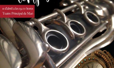 El clarinet viatger en la màquina del temps