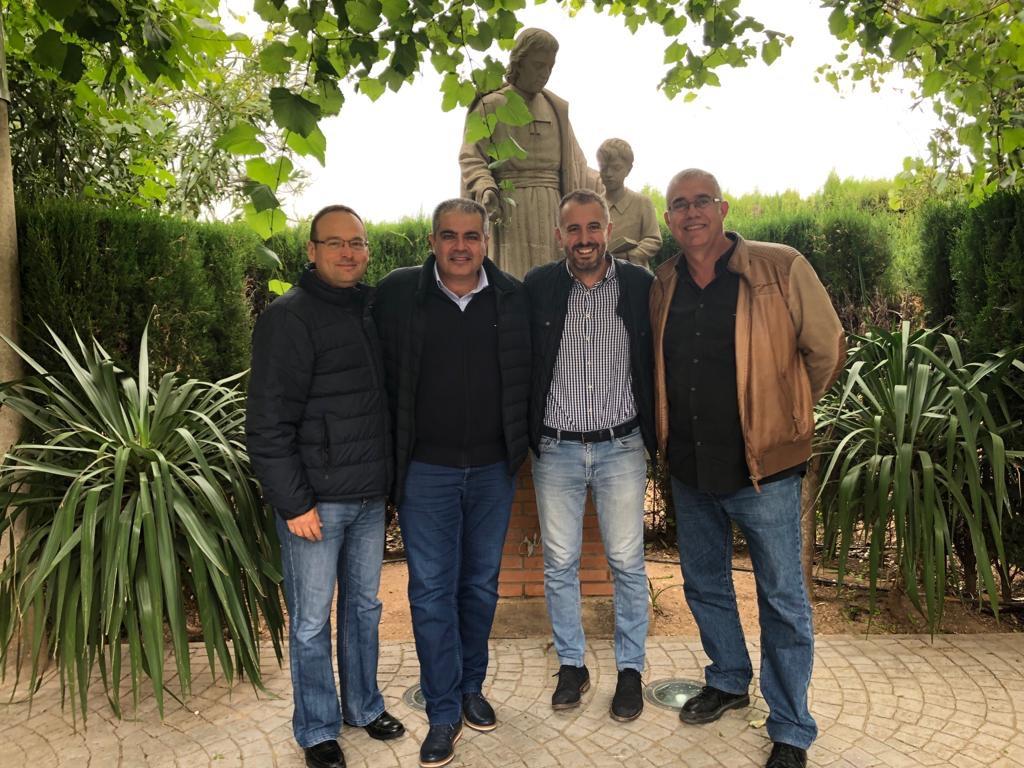 Encuentro de APIMAs del sector Valencia-Palma en Llíria