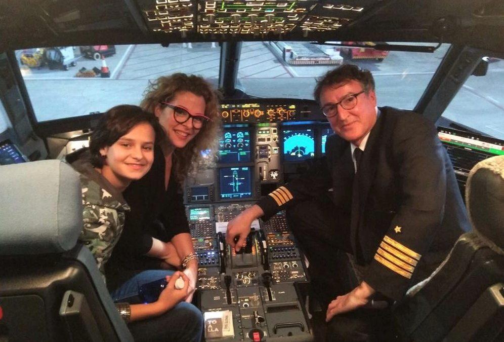 El pilot em sorprèn