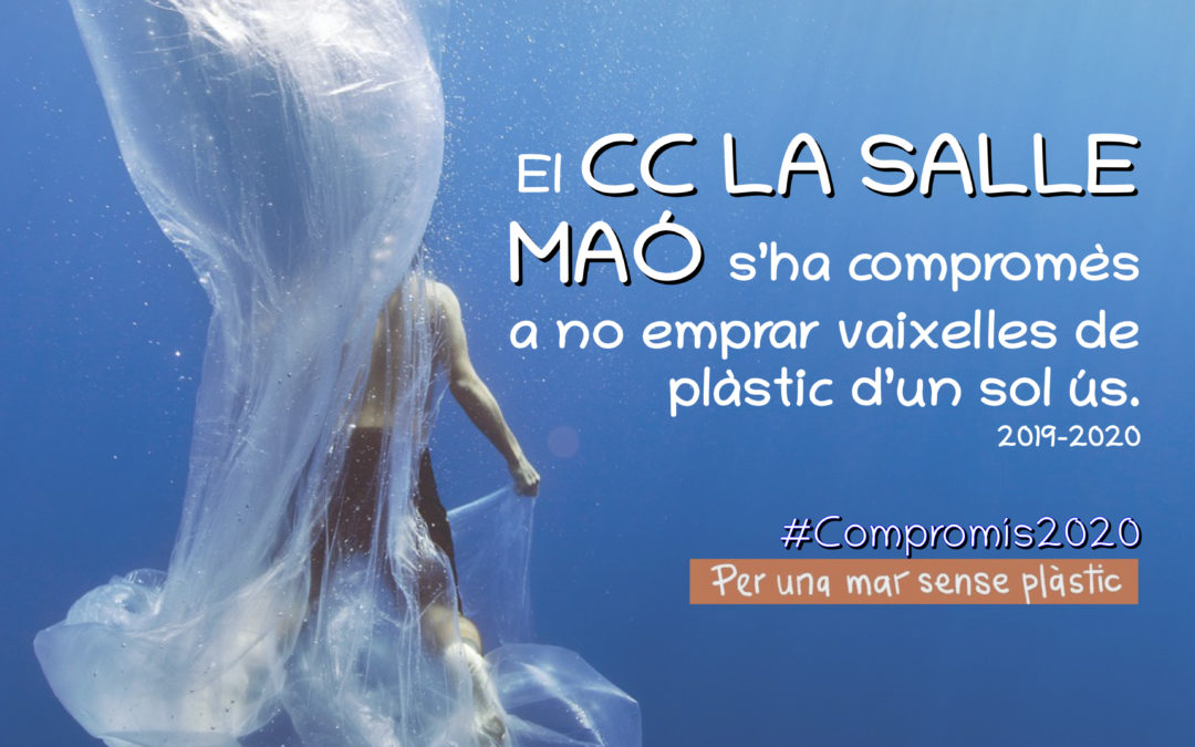 Lluitant contra el plàstic d'un sol ús