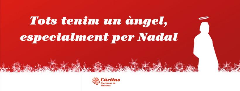 Tots tenim un àngel, especialment per Nadal