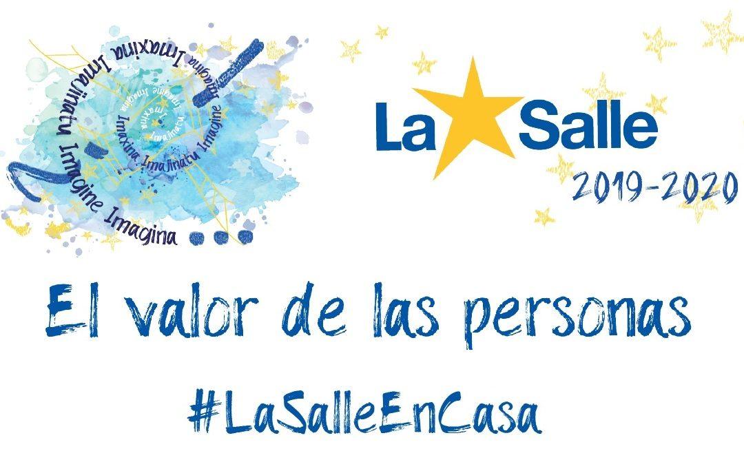 Comunicaciones #LaSalleEnCasa