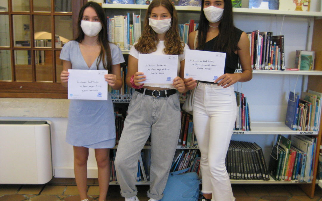 Guanyadors del Premi del 2n Concurs de Booktràilers per a joves de 12 a 18 anys