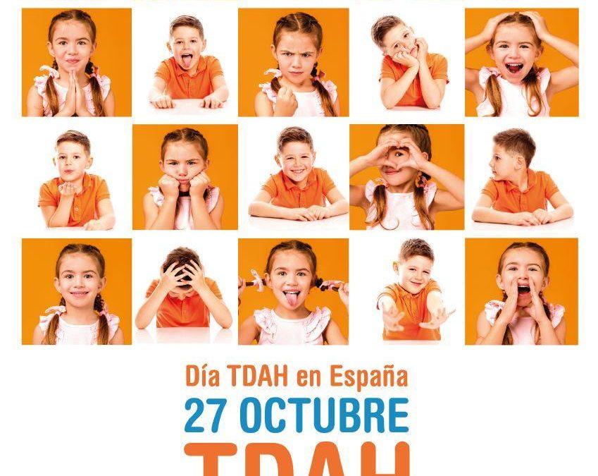 27 octubre día nacional del TDAH en España